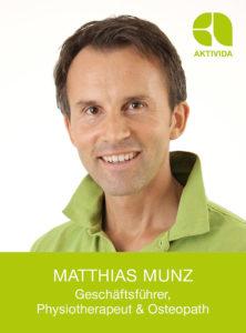 Matthias Munz