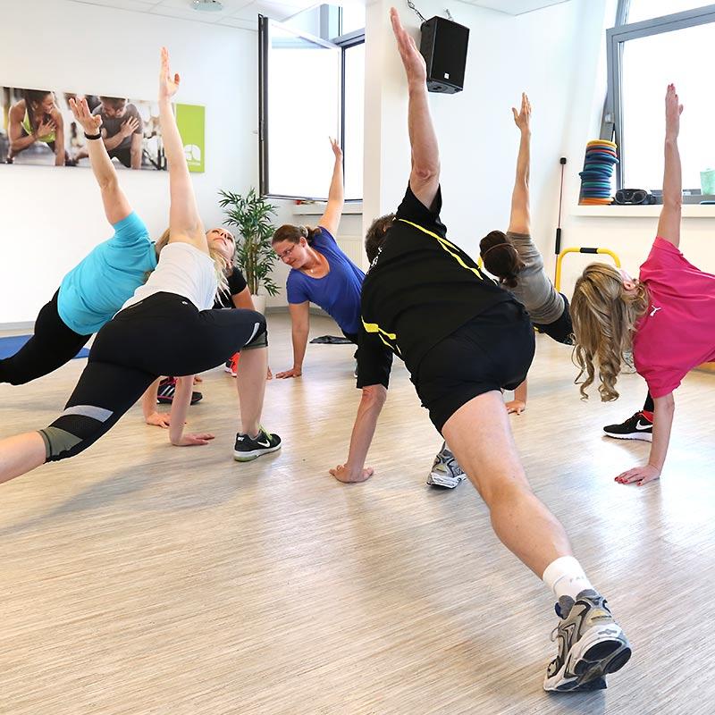 AKTIVDA Fitnesskurse