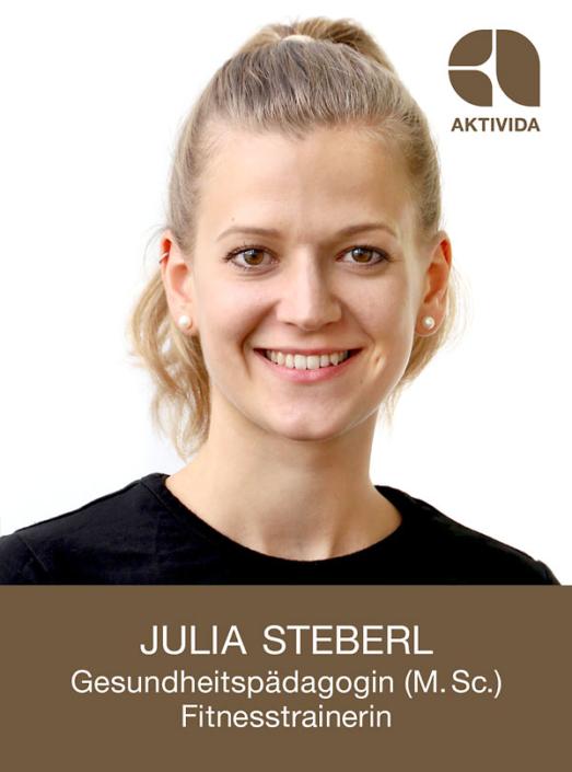 AKTIVIDA Gesundheitspädagogin (M. Sc.) & Fitnesstrainerin