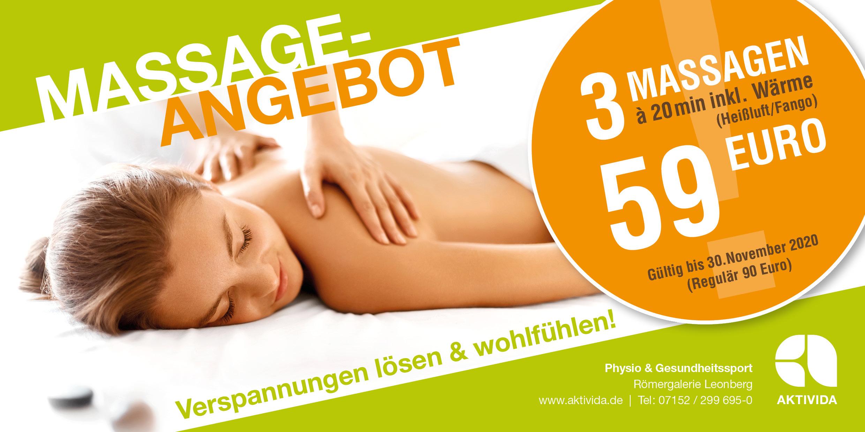 Massageangebot mit Wärmebehandlung #Heißluft #Fango #Entspannung #Wellnessmassage #Verspannungen lösen